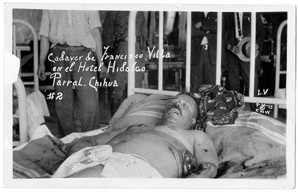 Asesinato de doroteo arango ar 225 mbula francisco pancho villa pictures